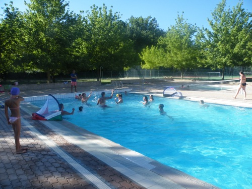 Camping verdon piscine la verdi re for Camping gorge du verdon avec piscine
