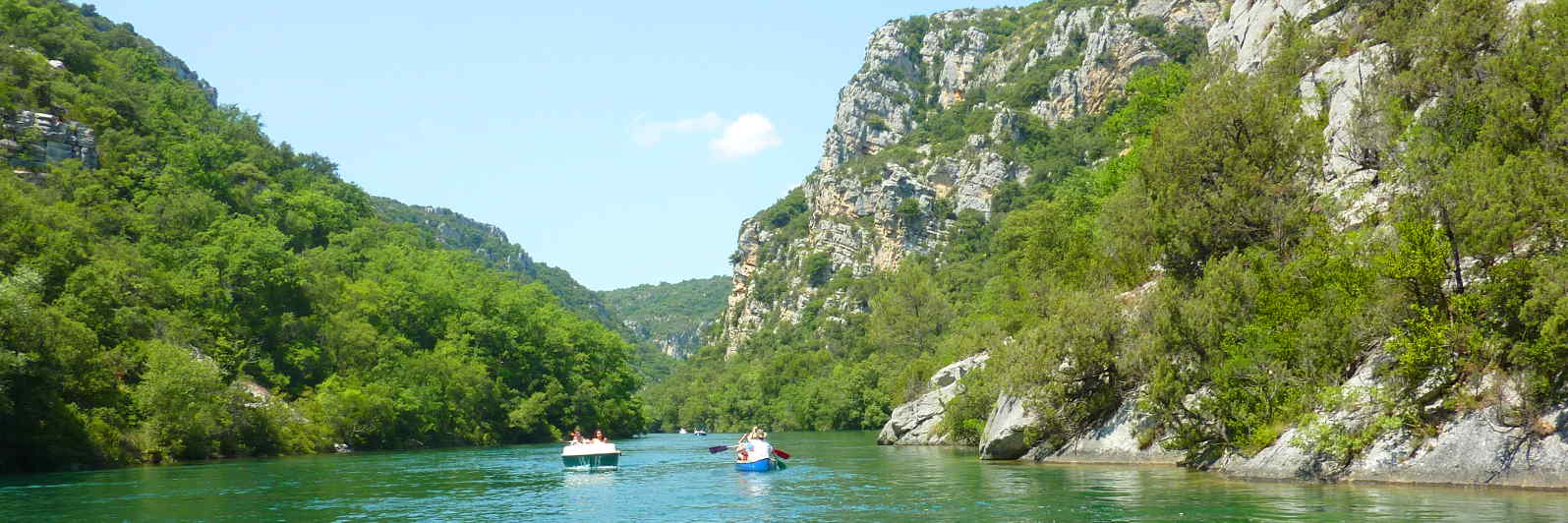 Les gorges du verdon la verdi re for Camping verdon piscine