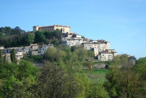 Le village de La Verdière