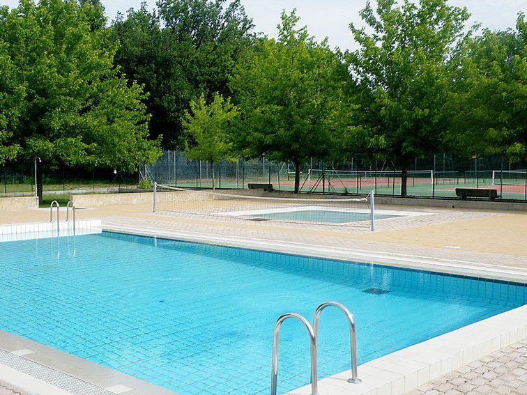 camping verdon piscine