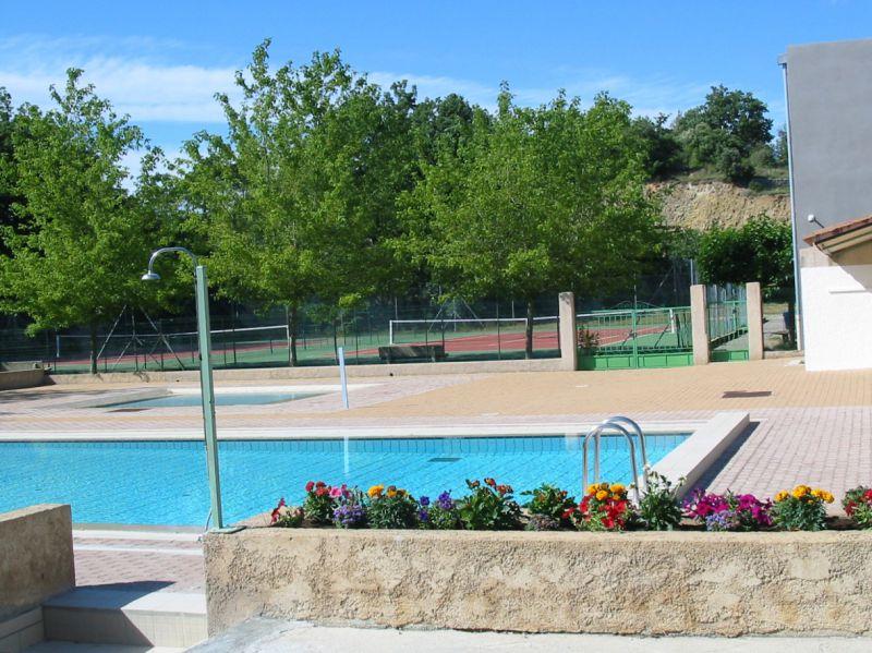 piscine camping le verdon