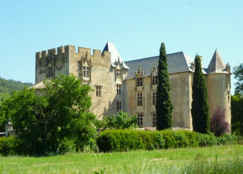chateau allemagne provence