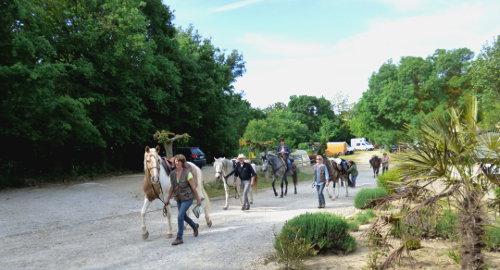 randonnée à cheval verdon