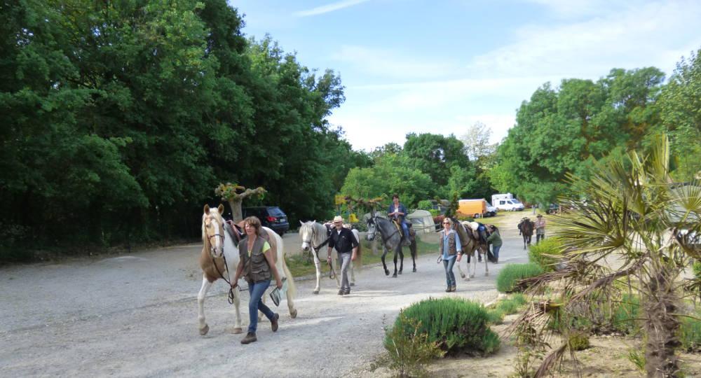 randonnée cheval verdon