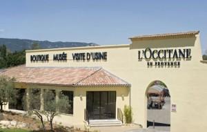 occitane visite usine