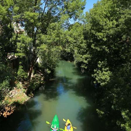 canoe argens