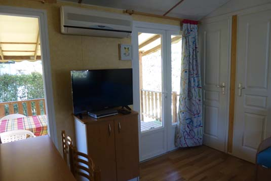 location mobil home esparron verdon