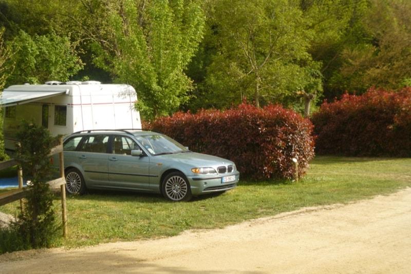 emplacement de camping pas cher camping var