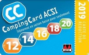 Camping Verdon pas cher avec la carte ACSI