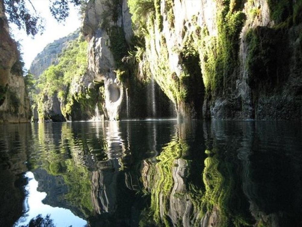 canoe gorges verdon