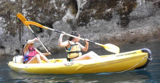 Week end Sport et nature dans le Verdon