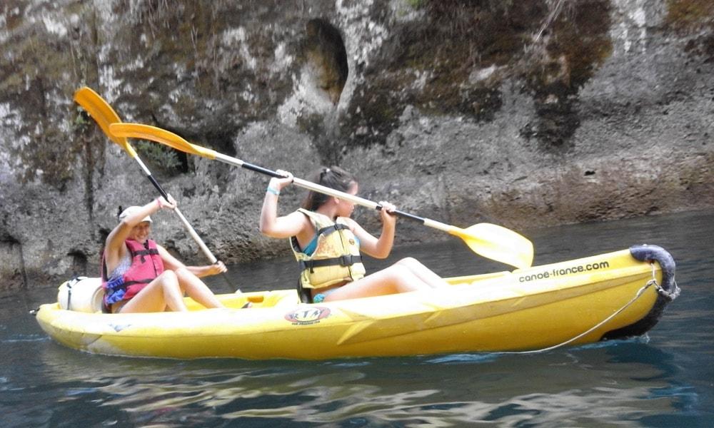 canoe gorges du verdon