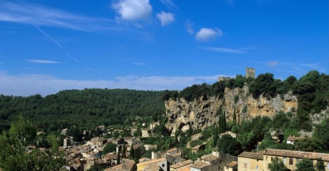 Discovering of provencal villages weekend