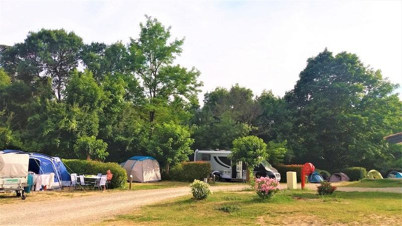 camping aux lacs du Verdon