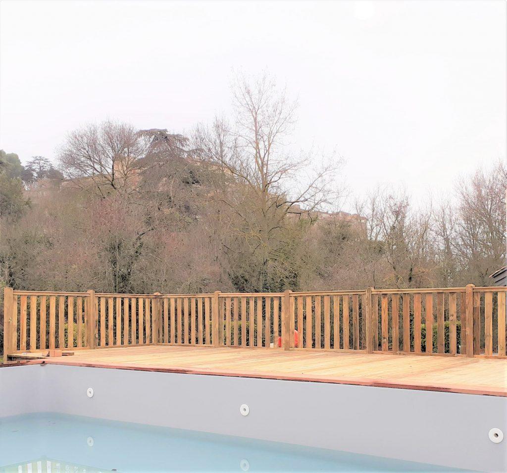 camping la verdiere avec piscine