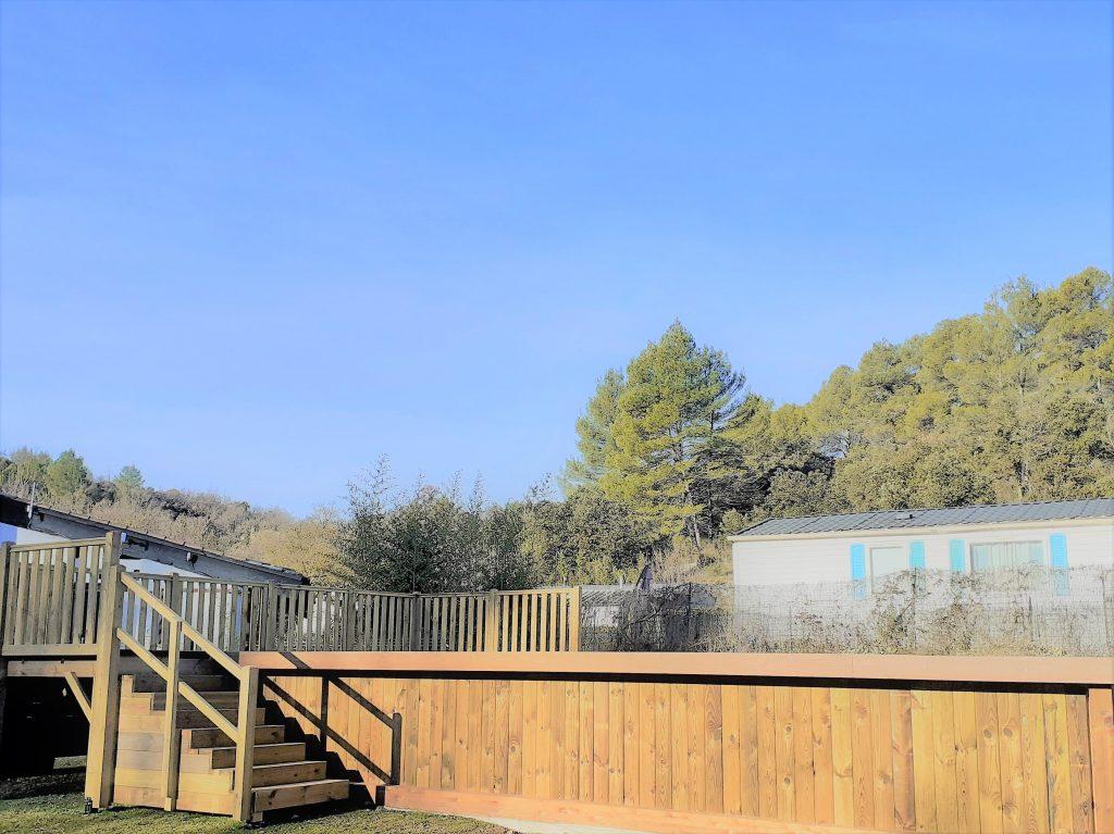 camping gorges du verdon piscine