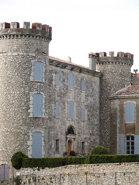 chateau saint martin de paillères
